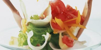 緑黄色野菜と淡色野菜